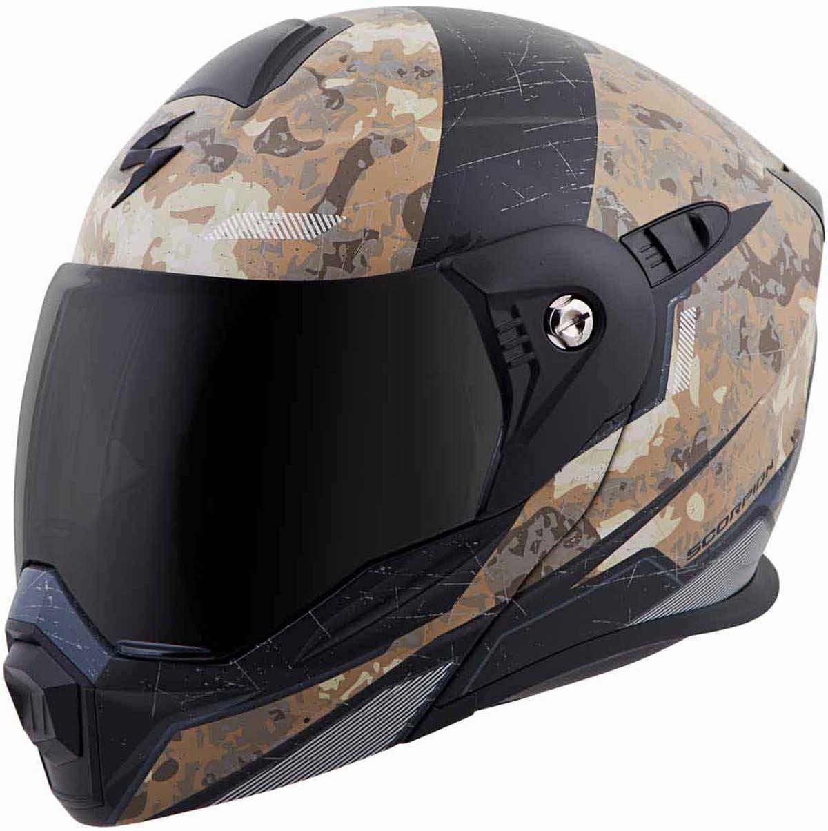 Scorpion-EXO-AT950-Helmet-Flip-Up-Modular-Dual-Sport-Adventure-ADV-DOT-XS-3XL miniature 55