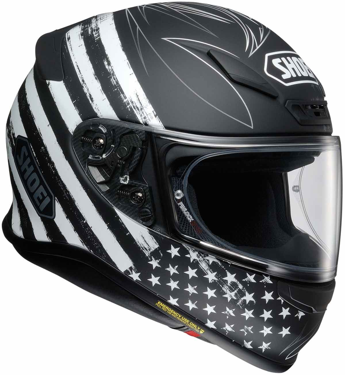 miniature 3 - Shoei RF-1200 Dedicated Helmet Full Face Lightweight DOT SNELL XS-2XL