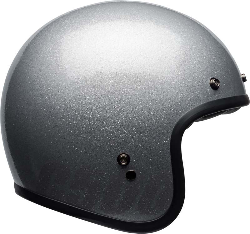 Bell-Custom-500-Helmet-3-4-Open-Face-Vintage-Retro-Motorcycle-5-Snap-XS-2XL miniature 24
