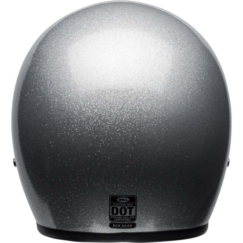 Bell-Custom-500-Helmet-3-4-Open-Face-Vintage-Retro-Motorcycle-5-Snap-XS-2XL miniature 27