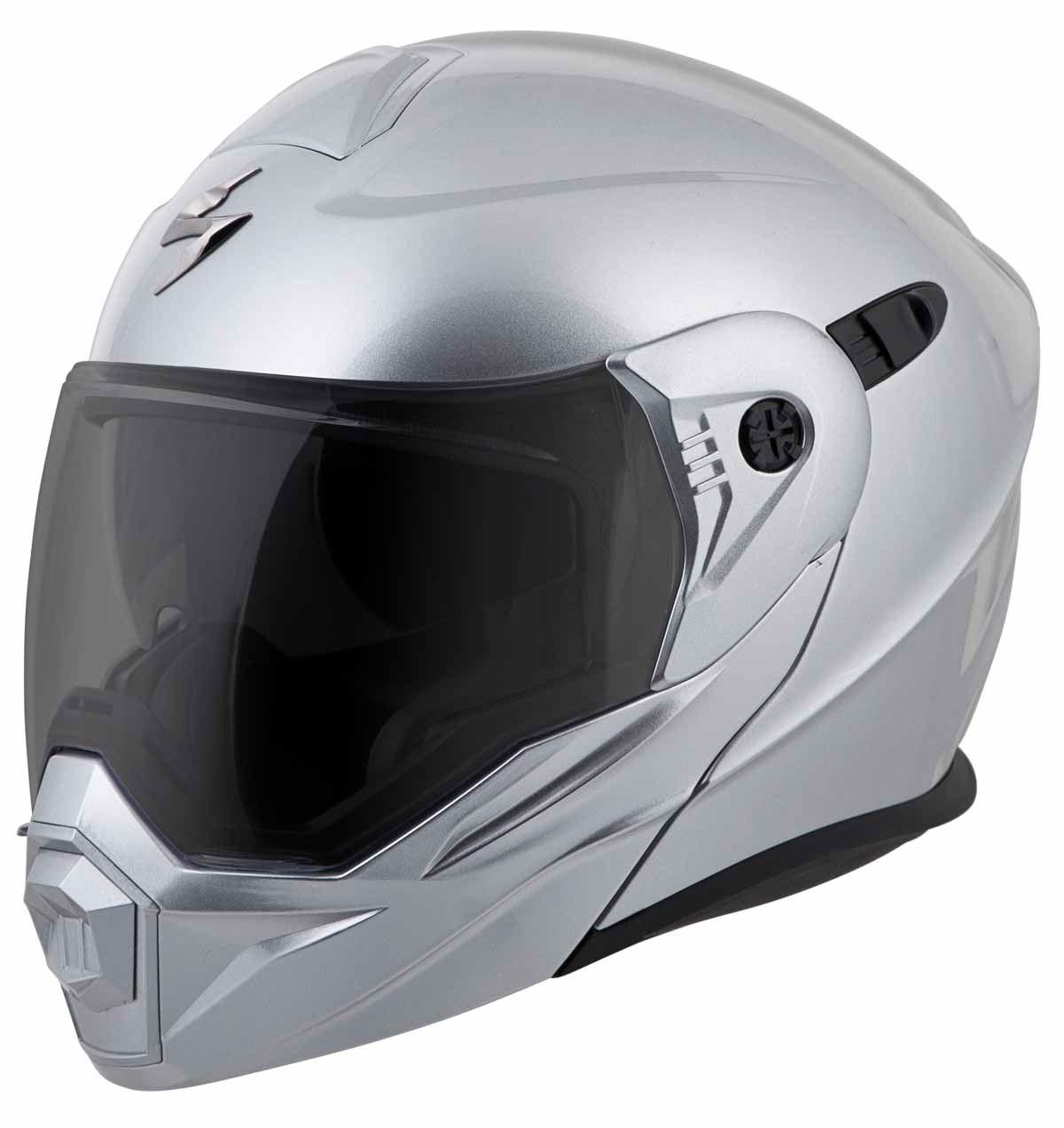 Scorpion-EXO-AT950-Helmet-Flip-Up-Modular-Dual-Sport-Adventure-ADV-DOT-XS-3XL miniature 15