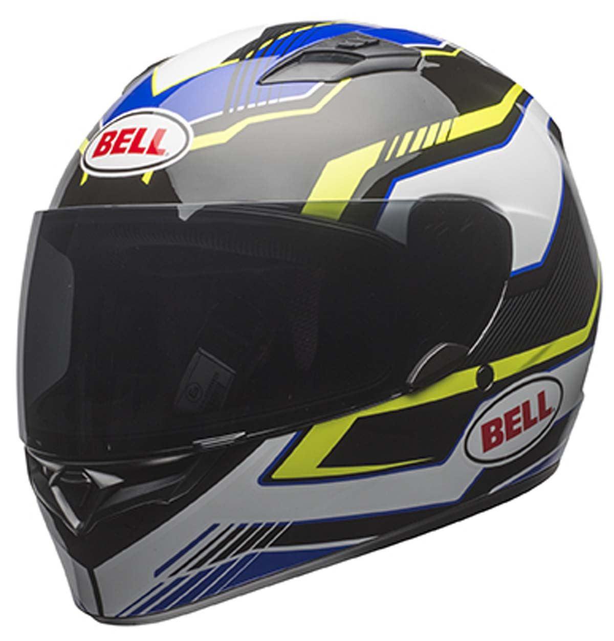 Bell-Qualifier-Helmet-Full-Face-Motorcycle-Clear-Shield-DOT-XS-3XL miniature 24