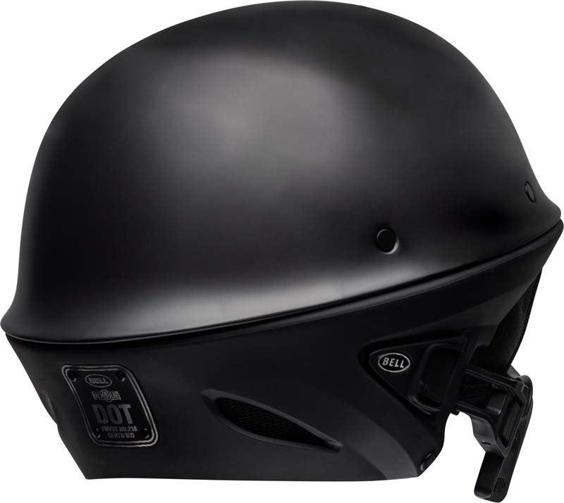 Bell-Rogue-Helmet-Muzzle-Open-Face-Speaker-Pockets-Motorcycle-DOT-2020-XS-2XL miniature 8