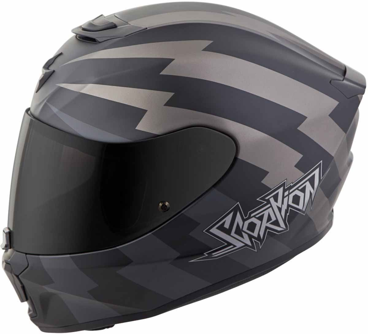 Scorpion-EXO-R420-Helmet-Removable-Liner-Air-Flow-DOT-SNELL-M2015-XS-2XL miniature 15