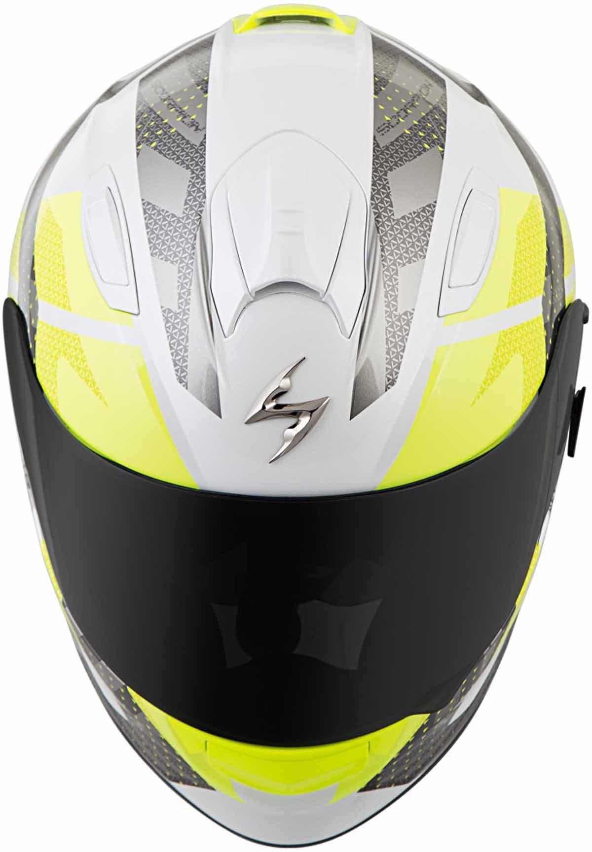 Scorpion-EXO-T510-Helmet-Full-Face-DOT-Approved-Inner-Sun-Shield miniature 78