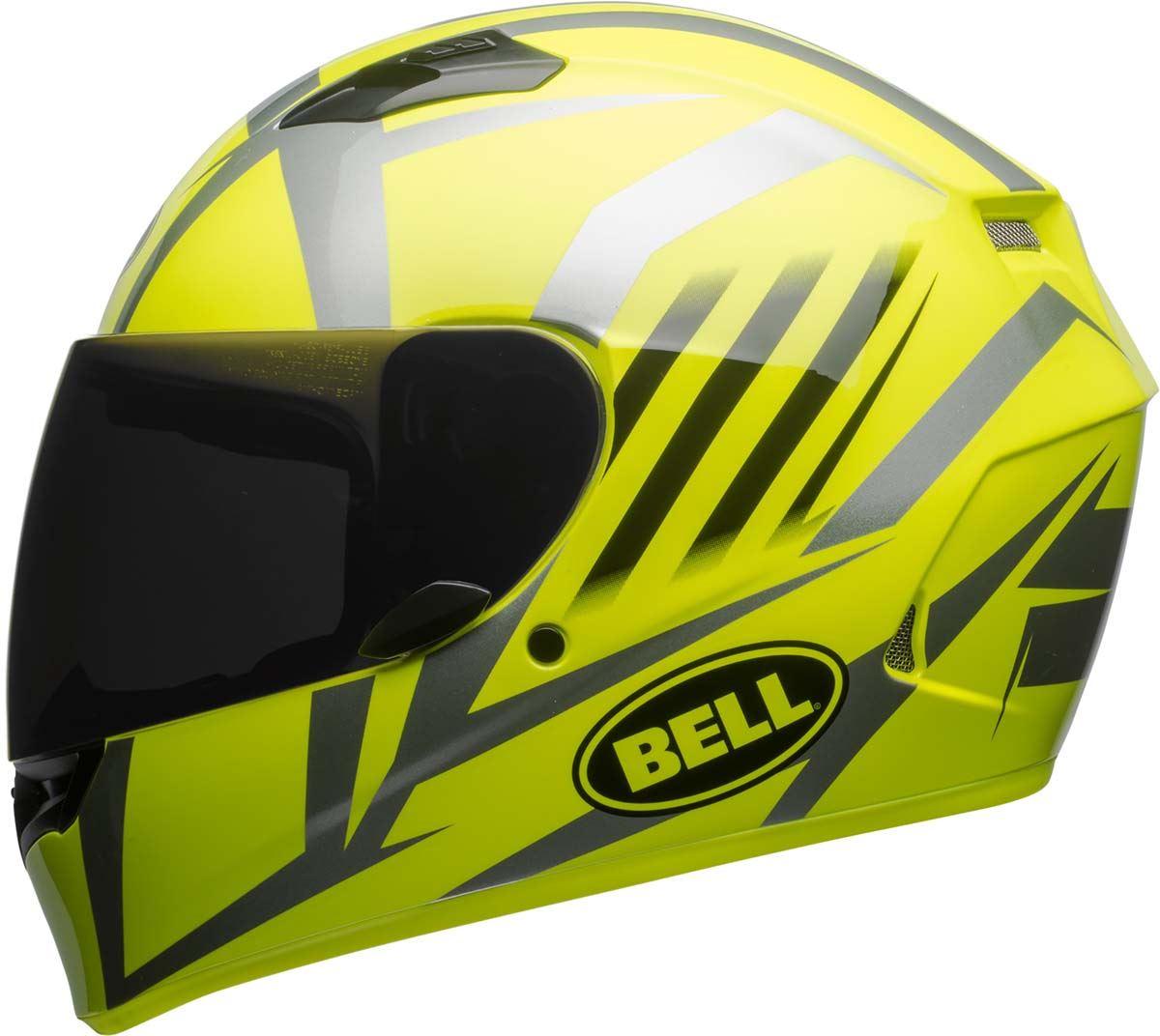 Bell-Qualifier-Helmet-Full-Face-Motorcycle-Clear-Shield-DOT-XS-3XL miniature 41