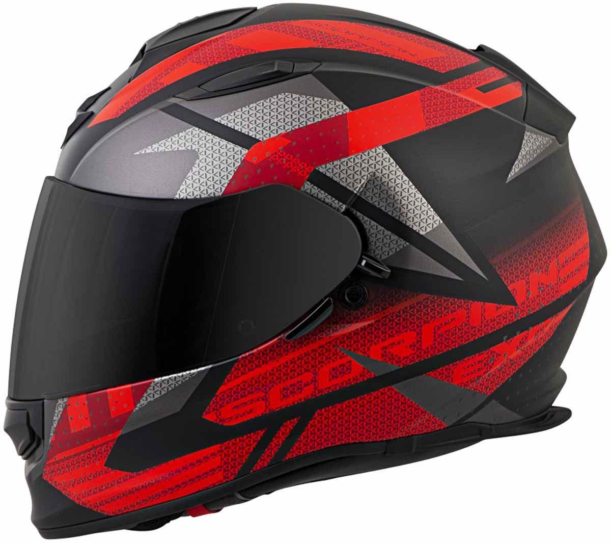 Scorpion-EXO-T510-Helmet-Full-Face-DOT-Approved-Inner-Sun-Shield miniature 81