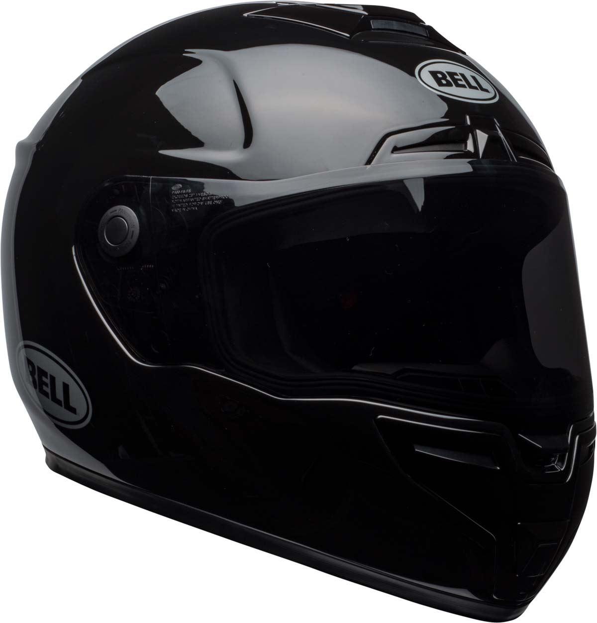 miniature 12 - Bell SRT Helmet Full Face Eyewear Friendly Fiberglass DOT SNELL M2015 XS-2XL