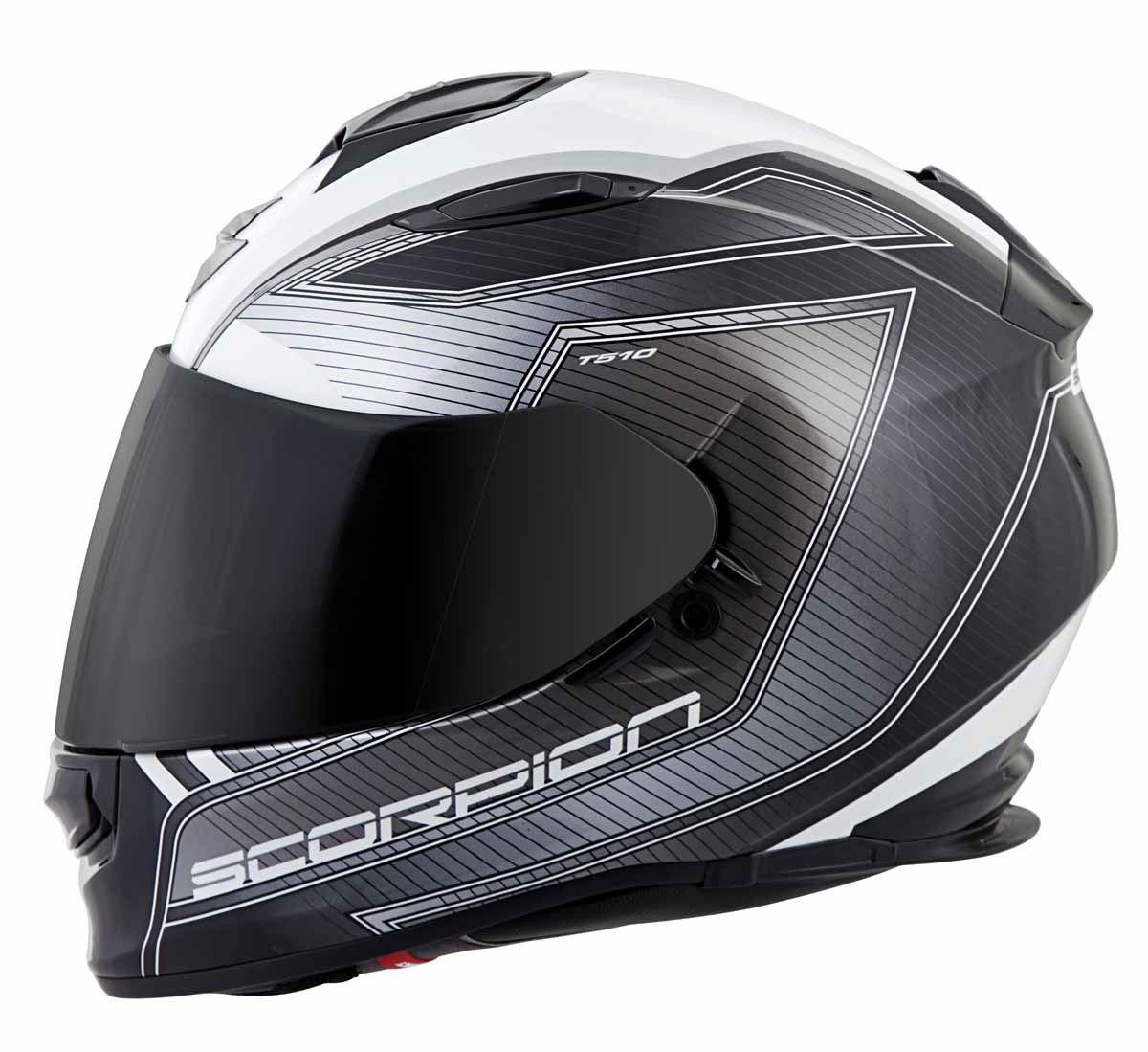 Scorpion-EXO-T510-Helmet-Full-Face-DOT-Approved-Inner-Sun-Shield miniature 20