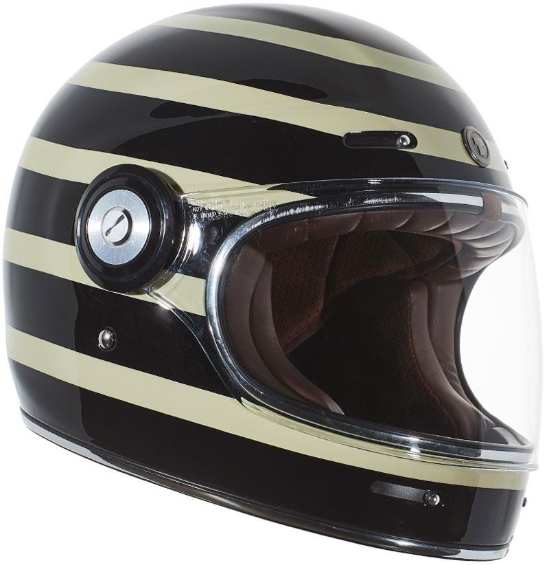 miniature 62 - Torc T1 Helmet Retro Vintage Style Fiberglass DOT Approved XS-2XL
