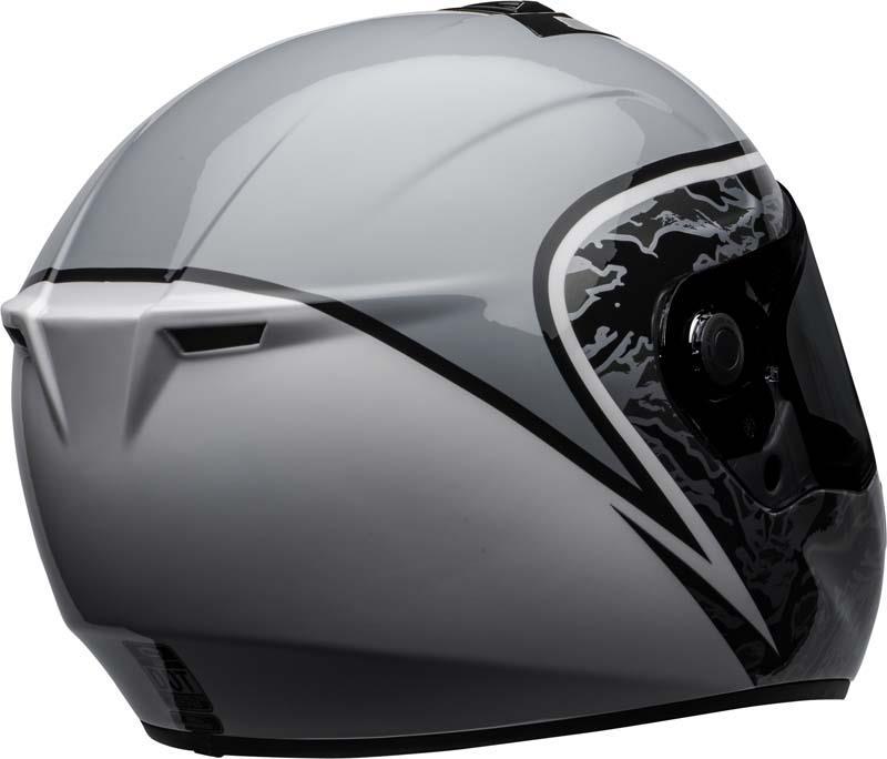 Bell-SRT-Helmet-Full-Face-Eyewear-Friendly-Fiberglass-DOT-SNELL-M2015-XS-2XL miniature 41