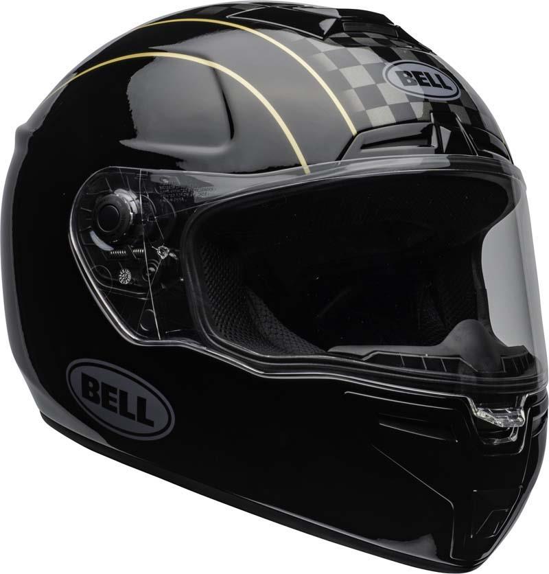 Bell-SRT-Helmet-Full-Face-Eyewear-Friendly-Fiberglass-DOT-SNELL-M2015-XS-2XL miniature 68