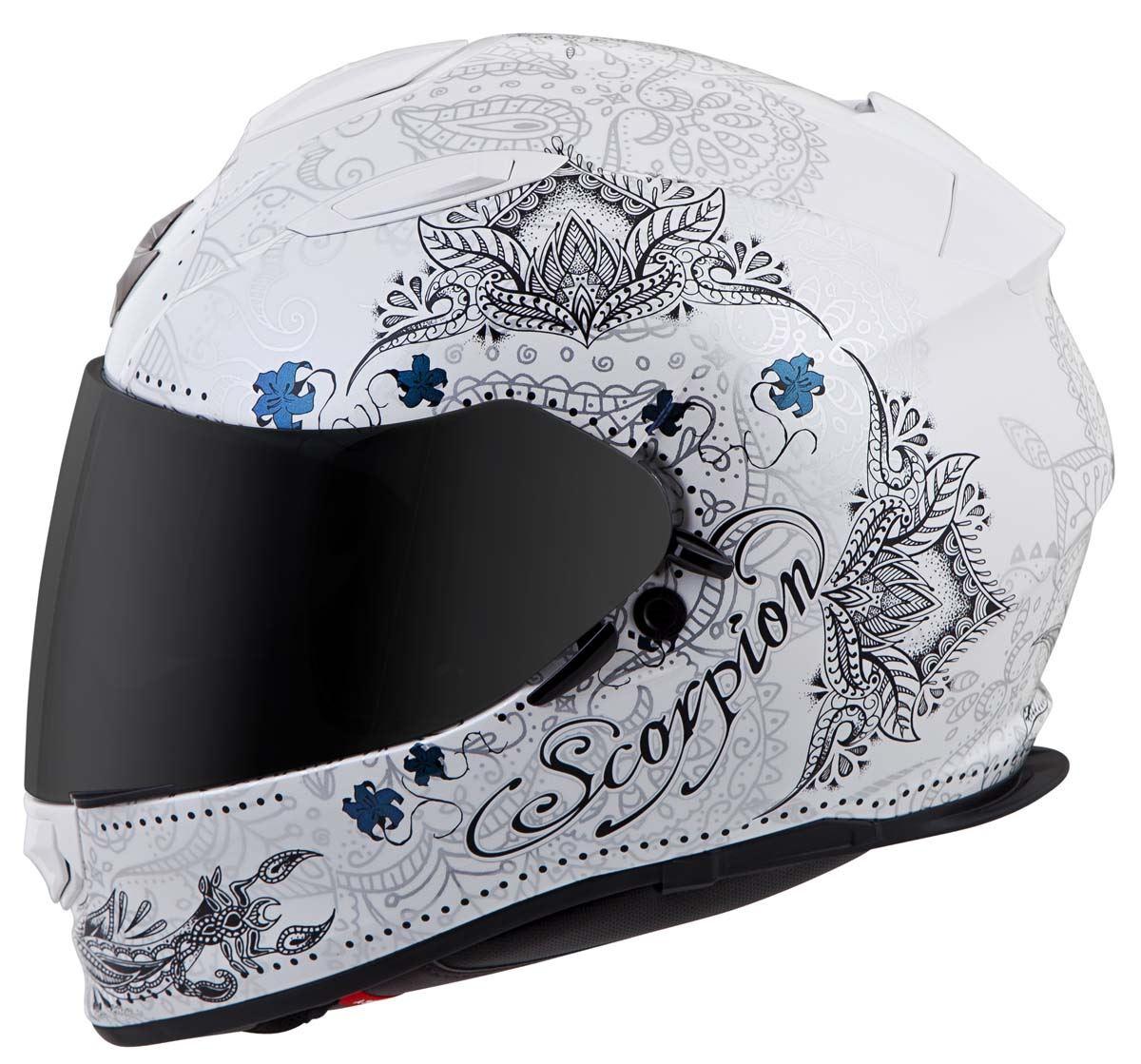 Scorpion-EXO-T510-Helmet-Full-Face-DOT-Approved-Inner-Sun-Shield miniature 69
