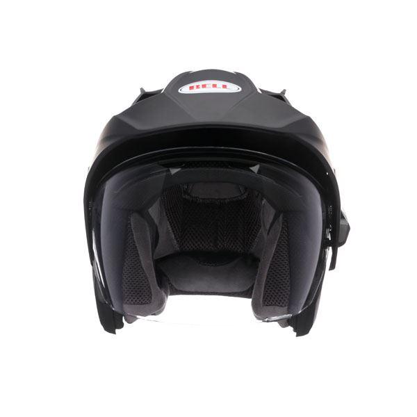 Bell-Mag-9-Helmet-Inner-Sun-Shield-Open-Face-Motorcycle-DOT-Sena-Cut-Out miniature 19