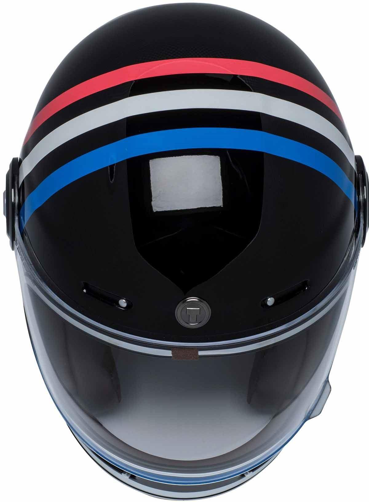 miniature 14 - Torc T1 Helmet Retro Vintage Style Fiberglass DOT Approved XS-2XL