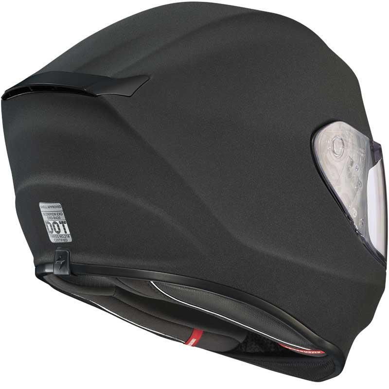 miniature 73 - Scorpion EXO-R420 Helmet Removable Liner Air Flow DOT SNELL M2015 XS-2XL
