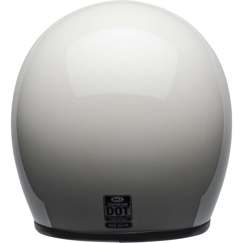 Bell-Custom-500-Helmet-3-4-Open-Face-Vintage-Retro-Motorcycle-5-Snap-XS-2XL miniature 19