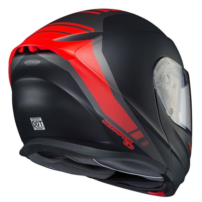 Scorpion-EXO-GT920-Helmet-Sport-Touring-Modular-Flip-Up-DOT-Approved-XS-3XL miniature 50