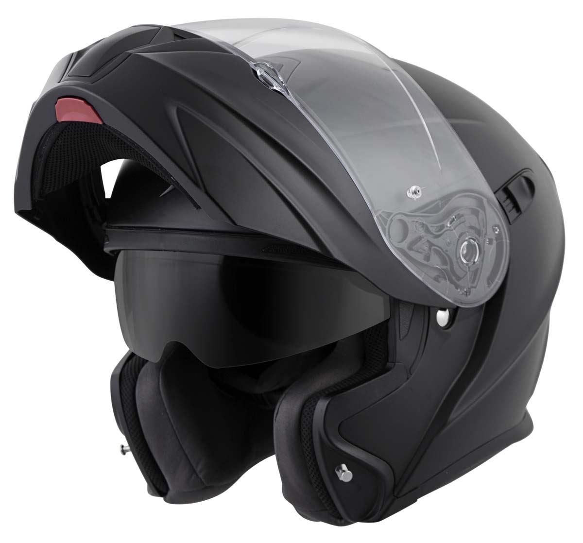 Scorpion-EXO-GT920-Helmet-Sport-Touring-Modular-Flip-Up-DOT-Approved-XS-3XL miniature 5