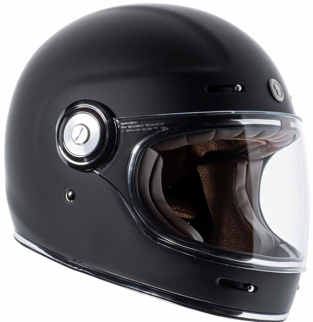 miniature 3 - Torc T1 Helmet Retro Vintage Style Fiberglass DOT Approved XS-2XL