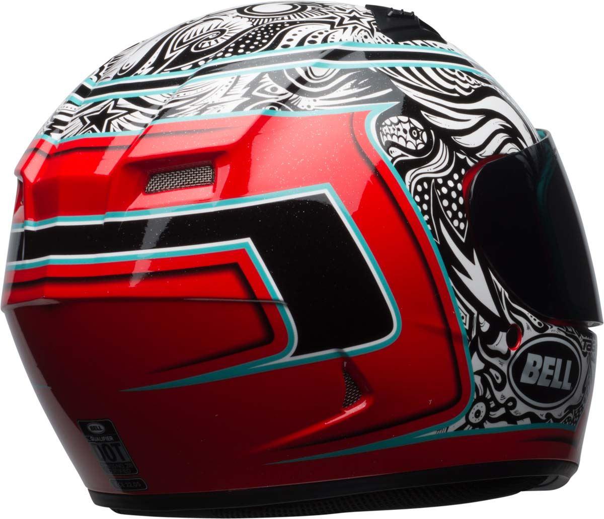 Bell-Qualifier-Helmet-Full-Face-Motorcycle-Clear-Shield-DOT-XS-3XL miniature 50