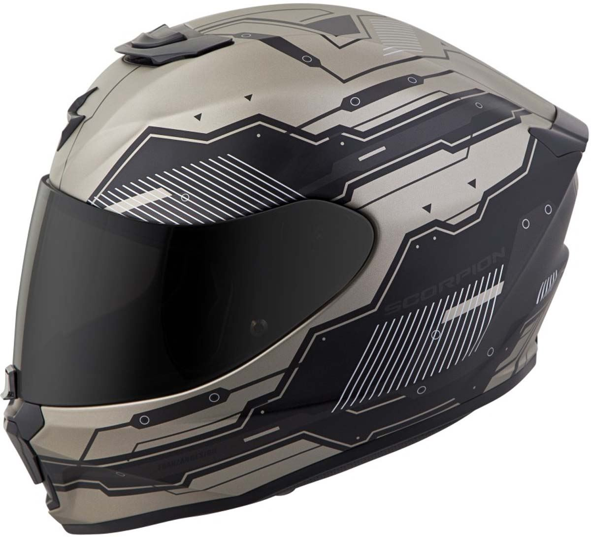 Scorpion-EXO-R420-Helmet-Removable-Liner-Air-Flow-DOT-SNELL-M2015-XS-2XL miniature 28