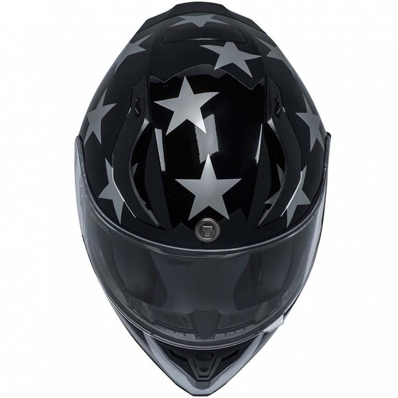 miniature 15 - Torc T15 T15B Helmet Bluetooth Blinc or without - Inner Sun Shield DOT XS-2XL