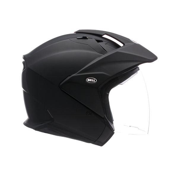 Bell-Mag-9-Helmet-Inner-Sun-Shield-Open-Face-Motorcycle-DOT-Sena-Cut-Out miniature 20