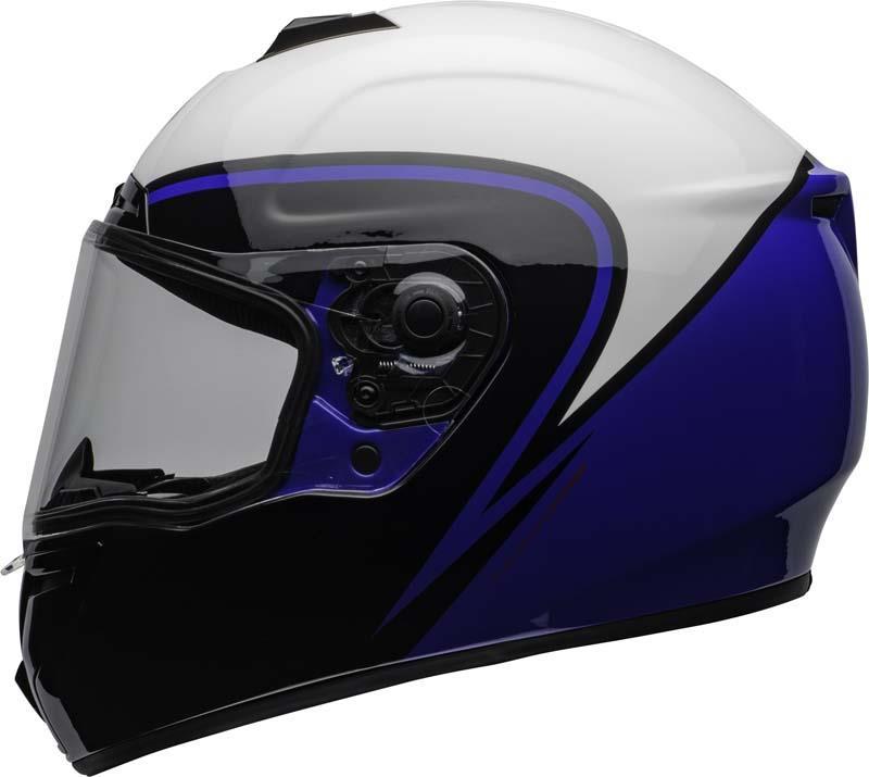 Bell-SRT-Helmet-Full-Face-Eyewear-Friendly-Fiberglass-DOT-SNELL-M2015-XS-2XL miniature 30