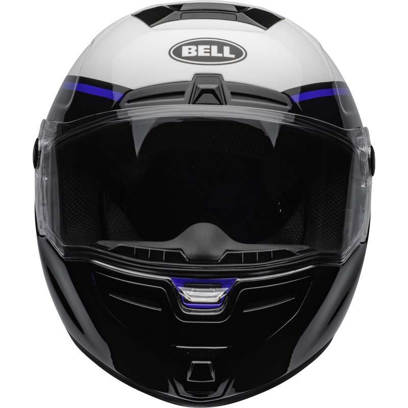 Bell-SRT-Helmet-Full-Face-Eyewear-Friendly-Fiberglass-DOT-SNELL-M2015-XS-2XL miniature 29