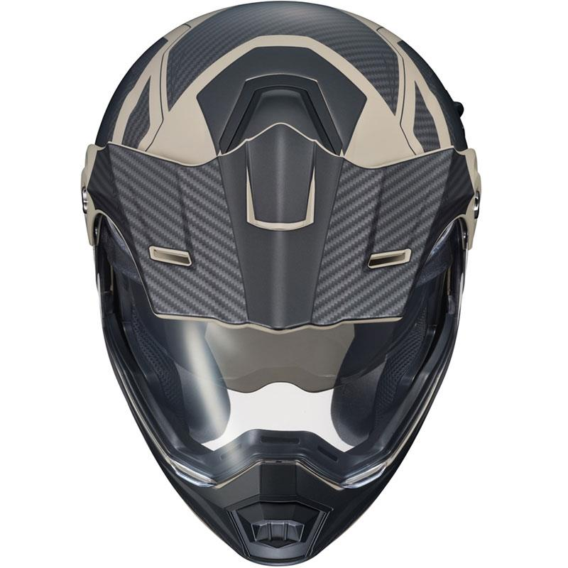 Scorpion-EXO-AT950-Helmet-Flip-Up-Modular-Dual-Sport-Adventure-ADV-DOT-XS-3XL miniature 84