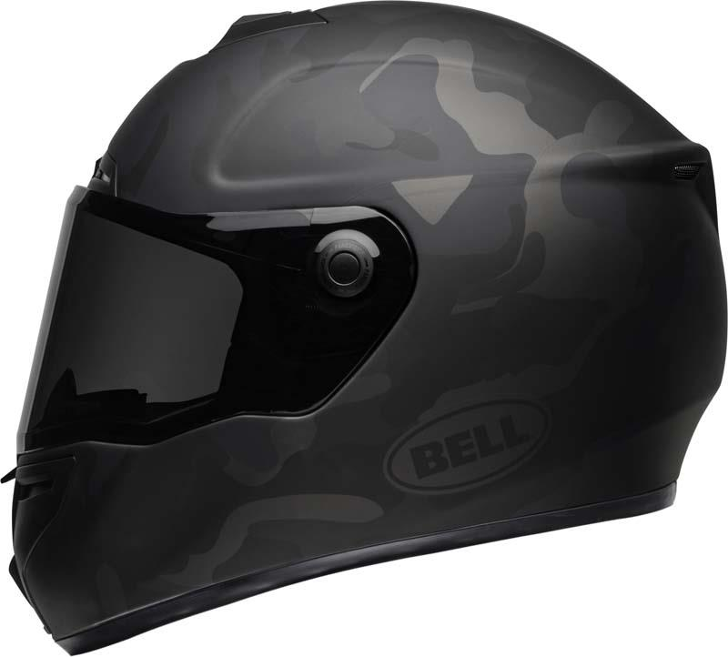 Bell-SRT-Helmet-Full-Face-Eyewear-Friendly-Fiberglass-DOT-SNELL-M2015-XS-2XL miniature 54