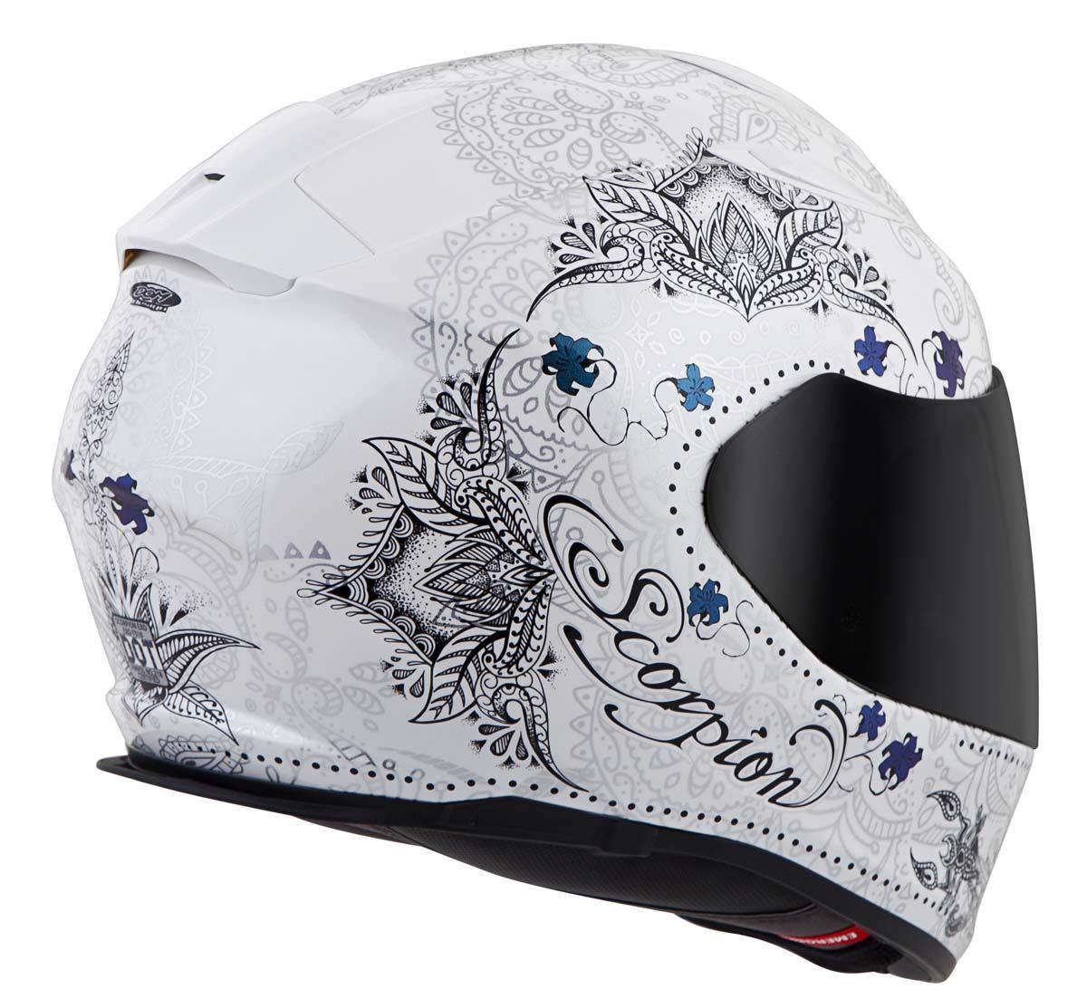 Scorpion-EXO-T510-Helmet-Full-Face-DOT-Approved-Inner-Sun-Shield miniature 72