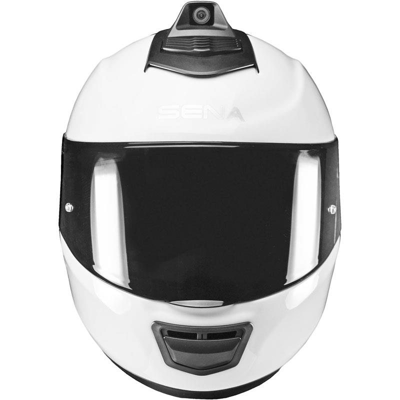 Sena-Momentum-INC-Pro-Helmet-Full-Face-Noise-Control-Quad-HD-Camera-DOT-XS-2XL miniature 7