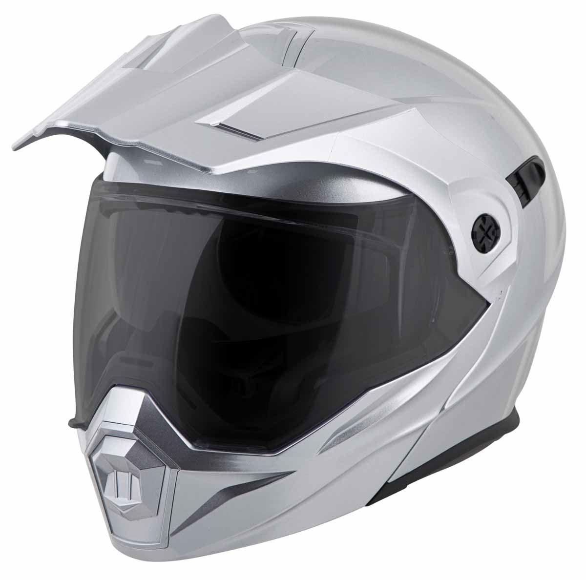 Scorpion-EXO-AT950-Helmet-Flip-Up-Modular-Dual-Sport-Adventure-ADV-DOT-XS-3XL miniature 16
