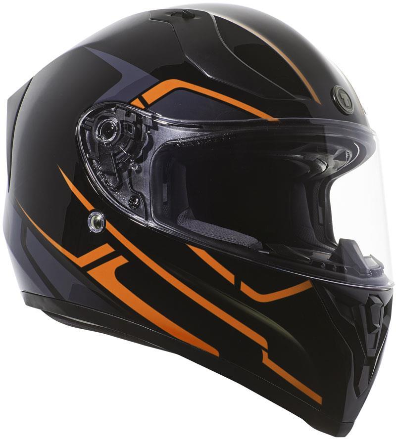 miniature 51 - Torc T15 T15B Helmet Bluetooth Blinc or without - Inner Sun Shield DOT XS-2XL