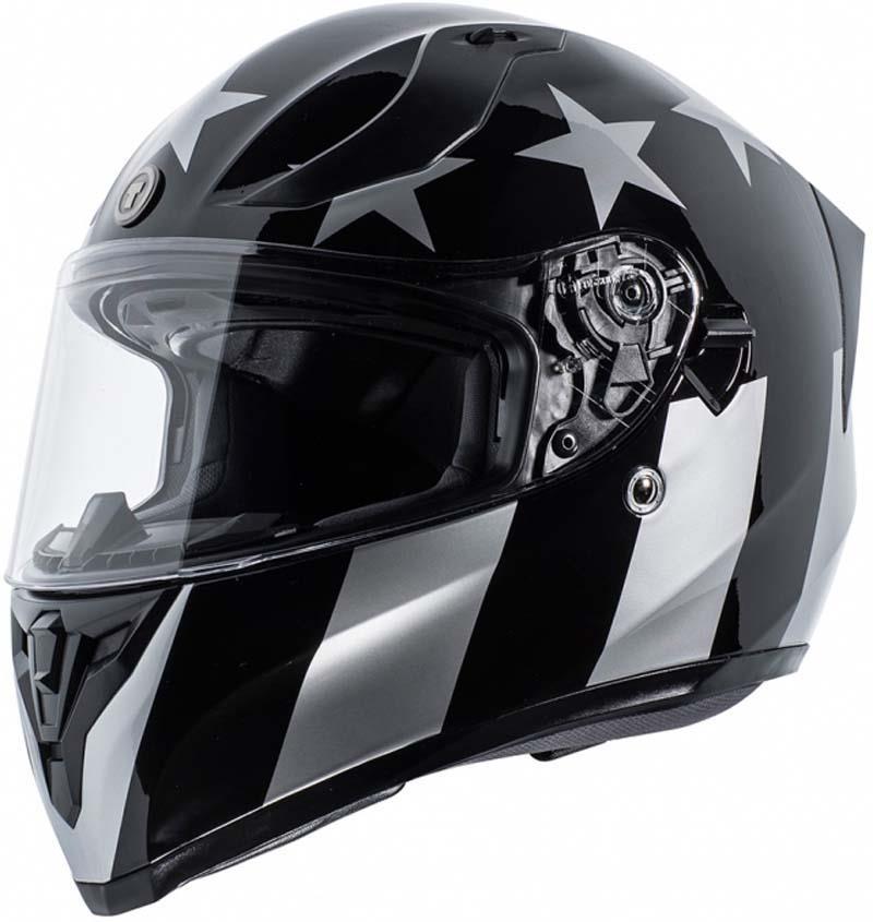 miniature 13 - Torc T15 T15B Helmet Bluetooth Blinc or without - Inner Sun Shield DOT XS-2XL
