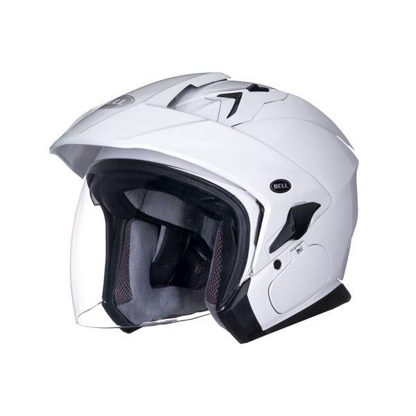 Bell-Mag-9-Helmet-Inner-Sun-Shield-Open-Face-Motorcycle-DOT-Sena-Cut-Out miniature 12
