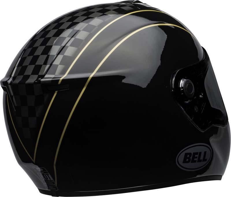 Bell-SRT-Helmet-Full-Face-Eyewear-Friendly-Fiberglass-DOT-SNELL-M2015-XS-2XL miniature 73