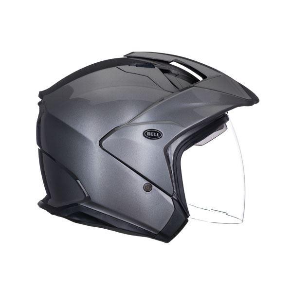 Bell-Mag-9-Helmet-Inner-Sun-Shield-Open-Face-Motorcycle-DOT-Sena-Cut-Out miniature 26