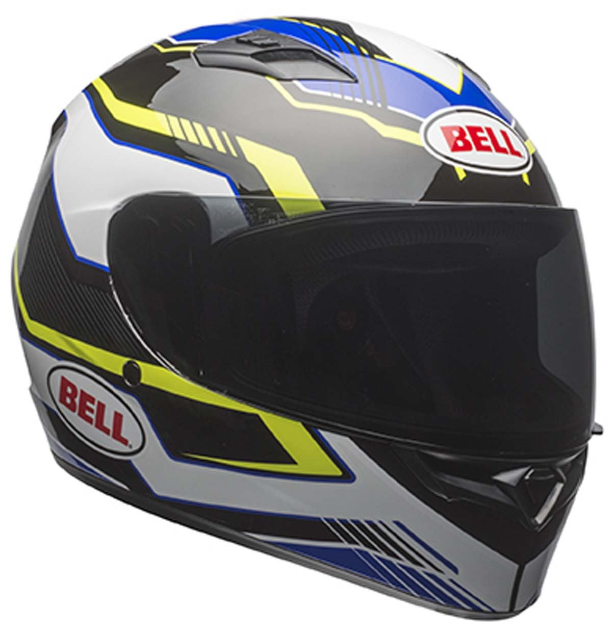 Bell-Qualifier-Helmet-Full-Face-Motorcycle-Clear-Shield-DOT-XS-3XL miniature 23