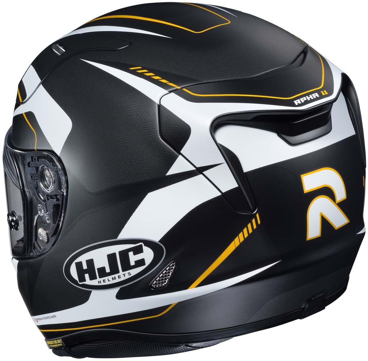 hjc rpha 11 pro bludom helmet full face lightweight dot. Black Bedroom Furniture Sets. Home Design Ideas