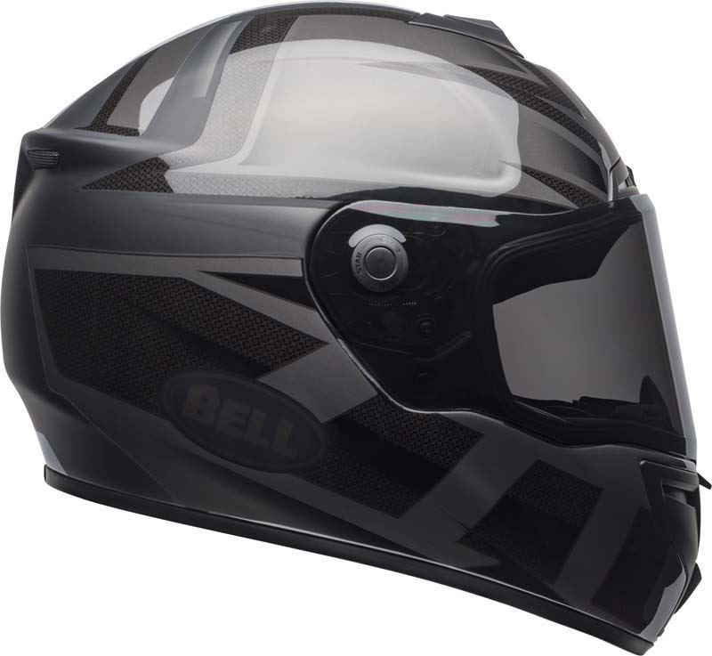 Bell-SRT-Helmet-Full-Face-Eyewear-Friendly-Fiberglass-DOT-SNELL-M2015-XS-2XL miniature 87