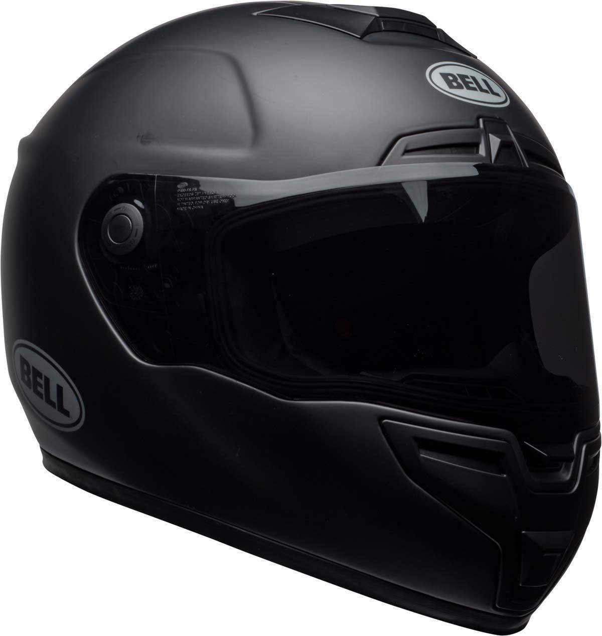 miniature 4 - Bell SRT Helmet Full Face Eyewear Friendly Fiberglass DOT SNELL M2015 XS-2XL