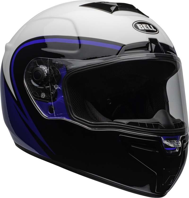 Bell-SRT-Helmet-Full-Face-Eyewear-Friendly-Fiberglass-DOT-SNELL-M2015-XS-2XL miniature 28