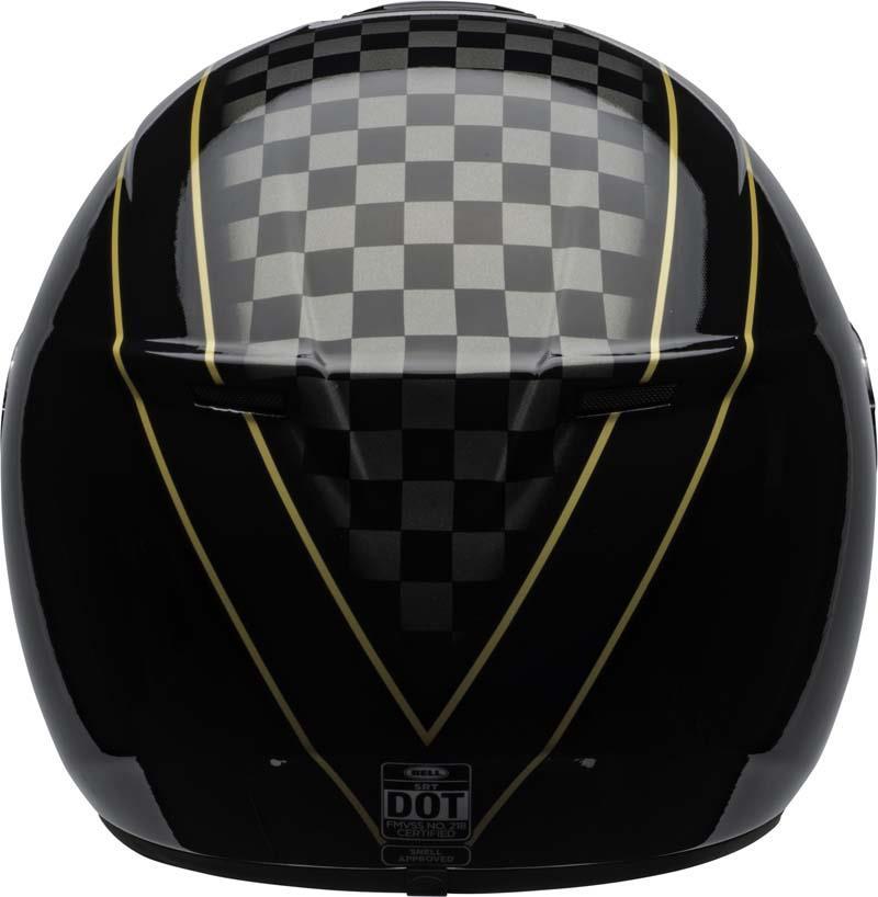 miniature 74 - Bell SRT Helmet Full Face Eyewear Friendly Fiberglass DOT SNELL M2015 XS-2XL