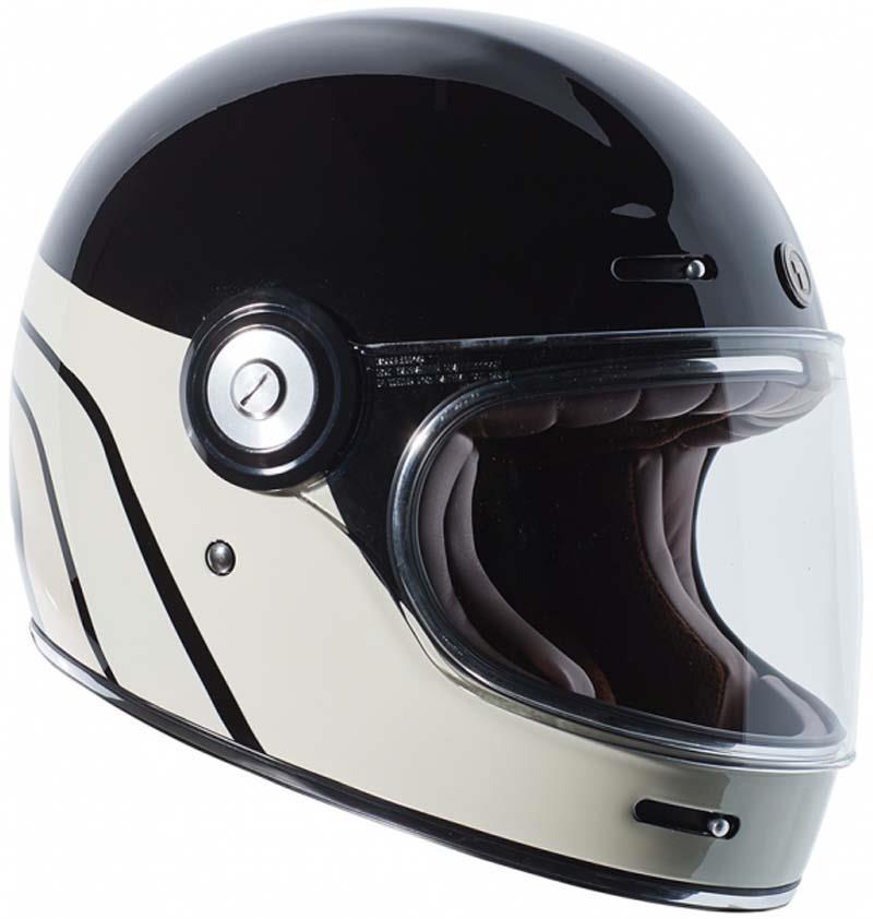 miniature 44 - Torc T1 Helmet Retro Vintage Style Fiberglass DOT Approved XS-2XL