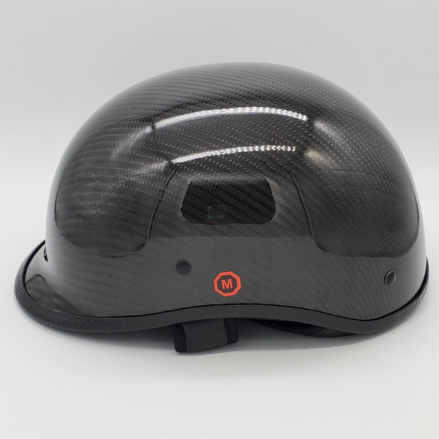 miniature 9 - HCI 105 Polo Style Half Motorcycle Helmet DOT Approved XS S M L XL 2XL
