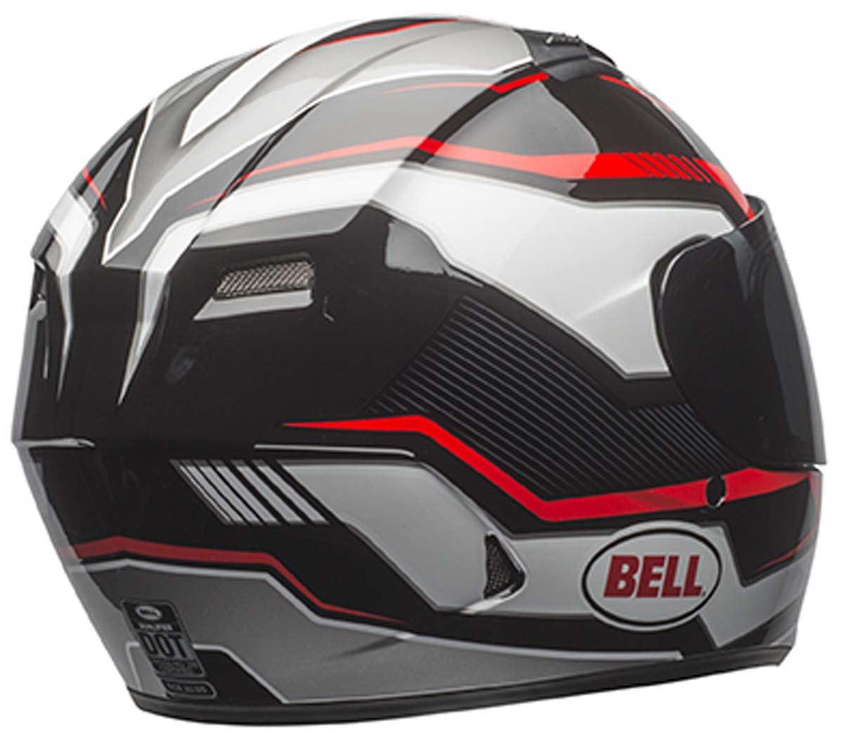 Bell-Qualifier-Helmet-Full-Face-Motorcycle-Clear-Shield-DOT-XS-3XL miniature 18