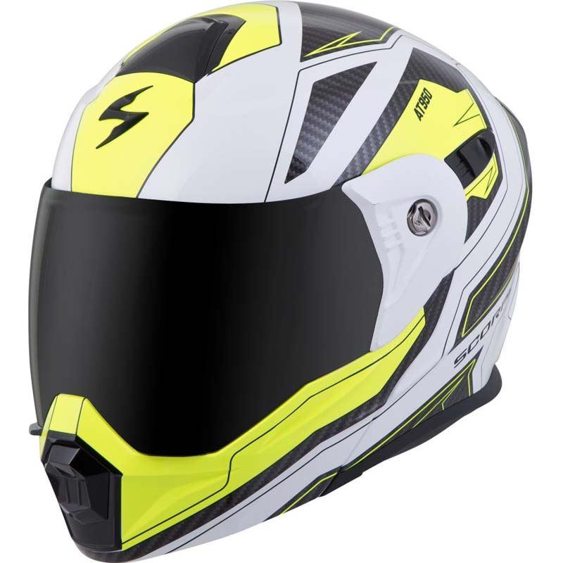 Scorpion-EXO-AT950-Helmet-Flip-Up-Modular-Dual-Sport-Adventure-ADV-DOT-XS-3XL miniature 74